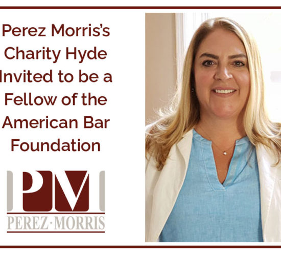 Charity Hyde American Bar Foundation Fellows